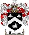 Thumbnail Traviss Family Crest  Traviss Coat of Arms