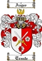 Thumbnail Trente Family Crest  Trente Coat of Arms