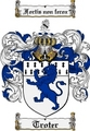 Thumbnail Troter Family Crest  Troter Coat of Arms