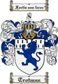Thumbnail Trotman Family Crest  Trotman Coat of Arms