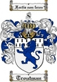 Thumbnail Troutman Family Crest  Troutman Coat of Arms