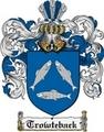 Thumbnail Trowteback Family Crest  Trowteback Coat of Arms