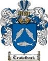 Thumbnail Truwtback Family Crest  Truwtback Coat of Arms
