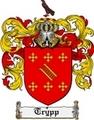 Thumbnail Trypp Family Crest  Trypp Coat of Arms