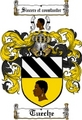 Thumbnail Tueche Family Crest  Tueche Coat of Arms