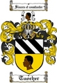 Thumbnail Tuocher Family Crest  Tuocher Coat of Arms