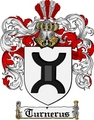Thumbnail Turnerus Family Crest  Turnerus Coat of Arms