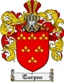 Thumbnail Turpen Family Crest  Turpen Coat of Arms