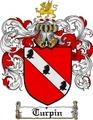 Thumbnail Turpin Family Crest  Turpin Coat of Arms