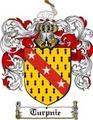Thumbnail Turpnie Family Crest  Turpnie Coat of Arms