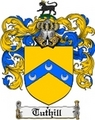Thumbnail Tuthill Family Crest  Tuthill Coat of Arms