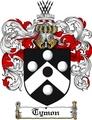 Thumbnail Tymon Family Crest  Tymon Coat of Arms
