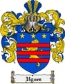Thumbnail Ugues Family Crest  Ugues Coat of Arms