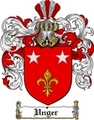 Thumbnail Unger Family Crest  Unger Coat of Arms