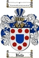 Thumbnail Valle Family Crest  Valle Coat of Arms