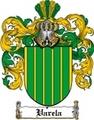 Thumbnail Varela Family Crest  Varela Coat of Arms