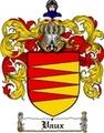 Thumbnail Vaux Family Crest  Vaux Coat of Arms