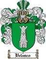Thumbnail Velasco Family Crest  Velasco Coat of Arms