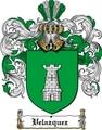 Thumbnail Velazquez Family Crest  Velazquez Coat of Arms