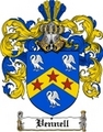 Thumbnail Vennell Family Crest  Vennell Coat of Arms