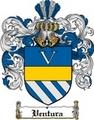 Thumbnail Ventura Family Crest  Ventura Coat of Arms