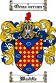 Thumbnail Waddle Family Crest  Waddle Coat of Arms