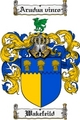 Thumbnail Wakefeild Family Crest  Wakefeild Coat of Arms