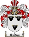 Thumbnail Waldren Family Crest  Waldren Coat of Arms