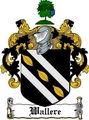 Thumbnail Wallere Family Crest  Wallere Coat of Arms