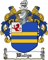 Thumbnail Wallys Family Crest  Wallys Coat of Arms