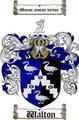 Thumbnail Walton Family Crest / Walton Coat of Arms