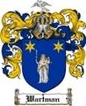 Thumbnail Wartman Family Crest  Wartman Coat of Arms
