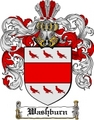 Thumbnail Washburn Family Crest  Washburn Coat of Arms