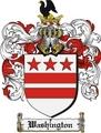 Thumbnail Washington Family Crest  Washington Coat of Arms