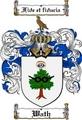 Thumbnail Wath Family Crest  Wath Coat of Arms