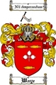 Thumbnail Waye Family Crest  Waye Coat of Arms