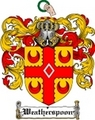 Thumbnail Weatherspoon Family Crest  Weatherspoon Coat of Arms