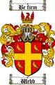 Thumbnail Webb Family Crest / Webb Coat of Arms