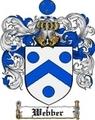 Thumbnail Webber Family Crest  Webber Coat of Arms