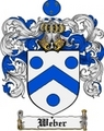Thumbnail Weber Family Crest  Weber Coat of Arms