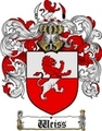 Thumbnail Weiss Family Crest  Weiss Coat of Arms