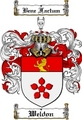 Thumbnail Weldon Family Crest  Weldon Coat of Arms