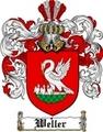Thumbnail Weller Family Crest  Weller Coat of Arms