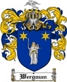Thumbnail Wergman Family Crest  Wergman Coat of Arms