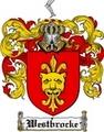 Thumbnail Westbrocke Family Crest  Westbrocke Coat of Arms