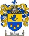 Thumbnail Wetzel Family Crest  Wetzel Coat of Arms