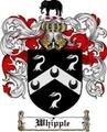 Thumbnail Whipple Family Crest  Whipple Coat of Arms
