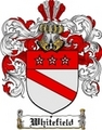 Thumbnail Whitefield Family Crest  Whitefield Coat of Arms
