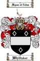 Thumbnail Whittaker Family Crest  Whittaker Coat of Arms