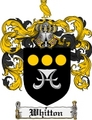 Thumbnail Whitton Family Crest  Whitton Coat of Arms